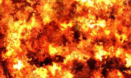 Unterirdische Explosion in Wilhelmsburg II (Anfrage)